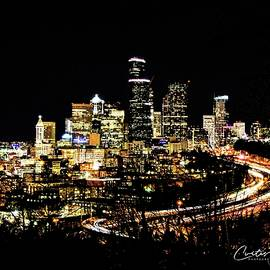Seattle by Curtis Gregory