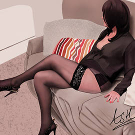 Seduction  by Andrew Harrison