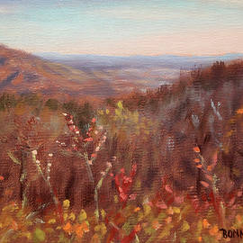 Seeds for Tomorrow - Along the Blue Ridge Parkway by Bonnie Mason