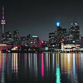 Selective Colors of Toronto by Frozen in Time Fine Art Photography