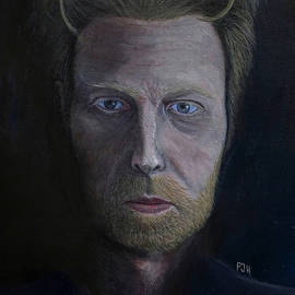 Self Portrait 2020 by Philip Harvey