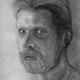 Self Portrait Attempt 2015 by Philip Harvey