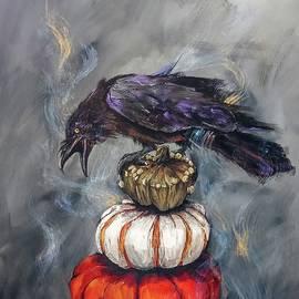 Sending the Raven by Kariz Xo