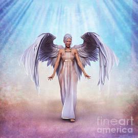Sensual Angel Beauty by LeBlanc Studio