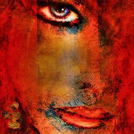 Sensual Redhead by Natalie Holland