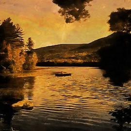 Serenity Lake by Mario Carini