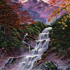 Serenity Sounds by David Lloyd Glover