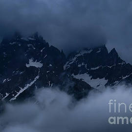 Sesto Mountain Pass by Norma Brandsberg