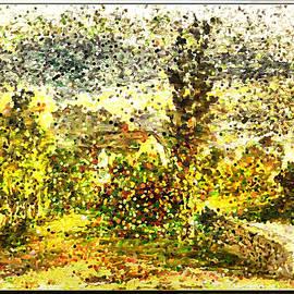 Seurat's Homestead by Mario Carini