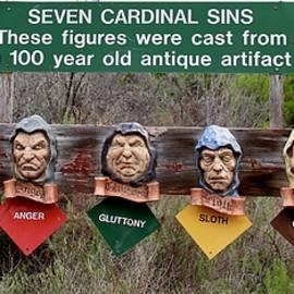 Seven Cardinal Sins