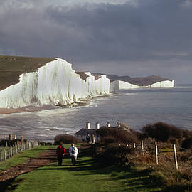 Seven Sisters Panoramic View by Jerry Griffin
