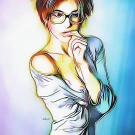 Sexy girl 4 by Nenad Vasic