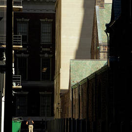 Shadow Alleys of Philadelphia by Clay Cofer