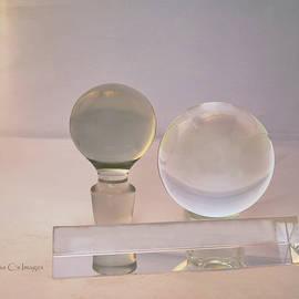 Shaped Crystal Still Life by Kae Cheatham