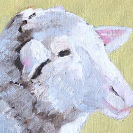Sheep Head by Nancy Merkle