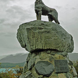 Sheepdog Monument by Jean Hall