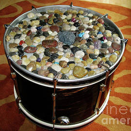 Shell Drum by Kathryn Jones