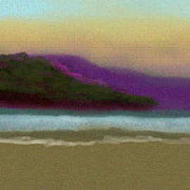 Shellfish Bay 2 by Julie Grimshaw