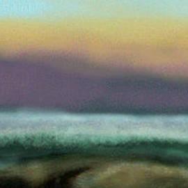 Shellfish Bay by Julie Grimshaw