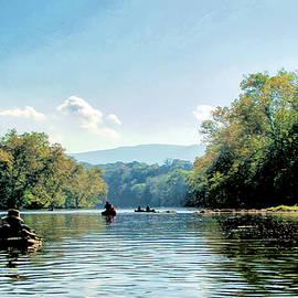 Shenandoah Float Trip 1 by Daniel Beard