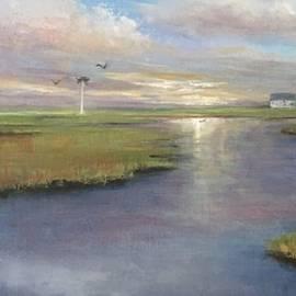 Shining Sea Bike Path by Carole E Raymond