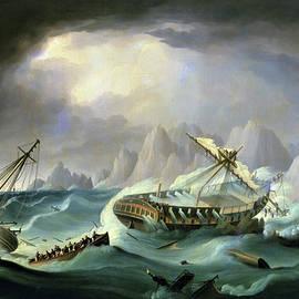 Shipwreck off a Rocky Coast - Digital Remastered Edition