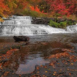 Shohola Falls PA by Susan Candelario