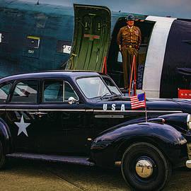Shoreham Aerodrome 1944 by Chris Lord