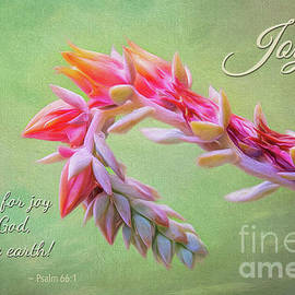 Shout For Joy Psalm 66 by Sharon McConnell