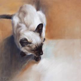 Siamese by Marjolein Kruijt