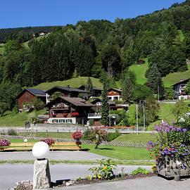 Silbertal- Silver Valley by Ellanita Arlee