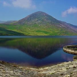 Silent Valley Reservoir  by Neil R Finlay