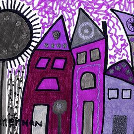 Silly Town Redux by Susan Schanerman