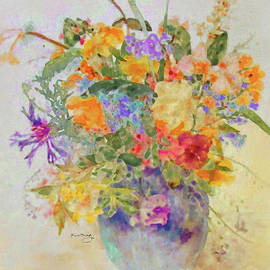 Simple Bouquet by Kim Tran