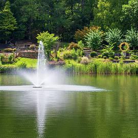 Sims Lake Park by Mary Ann Artz