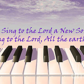 Sing to the Lord a New Song by Beverly Guilliams