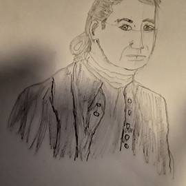 Sir William Garrow Q.C. by Liz Stokes