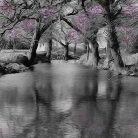 Sissinghurst in Spring by William Moore