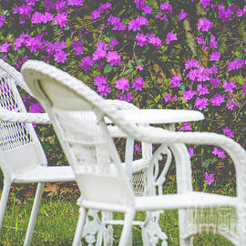 Sit in the Garden by Alana Ranney