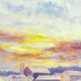 Sky Watch by Carolyn Rosenberger