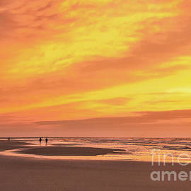 Sky On Fire by Michelle Tinger