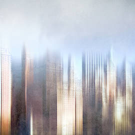 Skyscraper Abstraction by Terry Davis