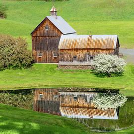 Sleepy Hollow Spring by Alan L Graham