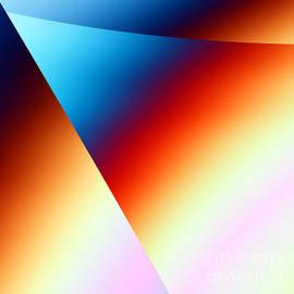 Slices of Rainbow by Iustina