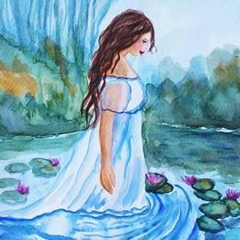 Small Fairy by Vesna Martinjak