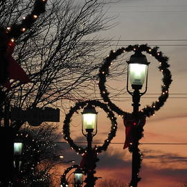Small Town Christmas by Barbara Ebeling