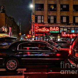 Smiths Bar - New York by Miriam Danar