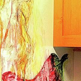 Smokin In The Kitchen  by Debora Lewis