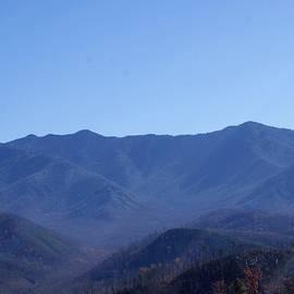 Smoky Mountains by Georgia Threet