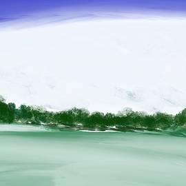 Snow Clouds by Melissa Grisham
